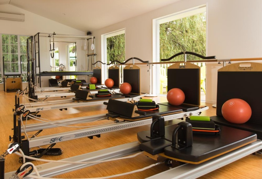 Zenga balls on reformer